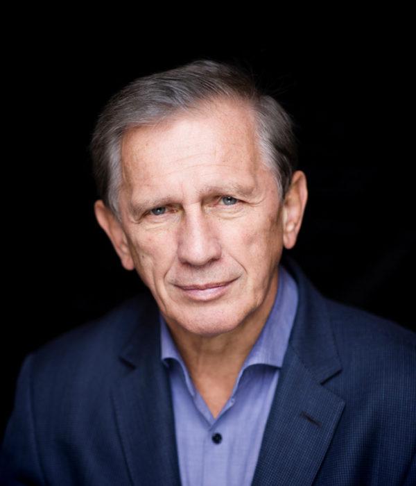 Profesor Jan Englert zeSplendorem Splendorów