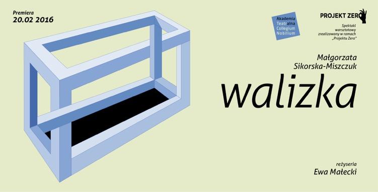 projekt zero: WALIZKA – premiera
