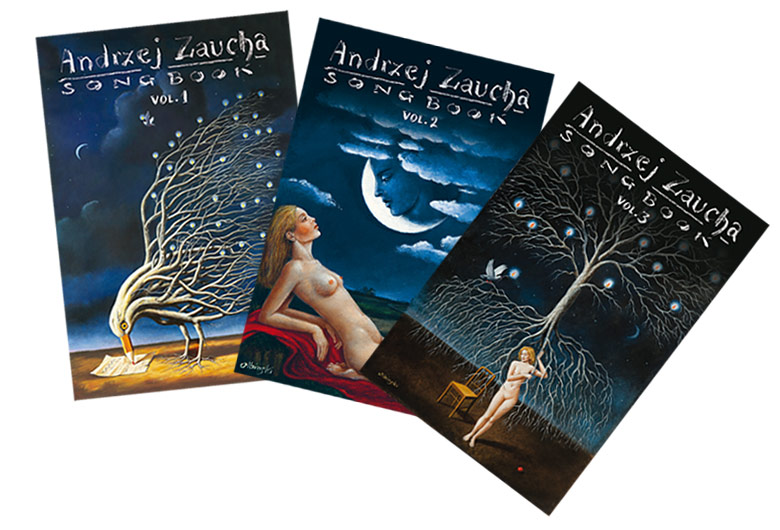 Andrzej Zaucha Song Book