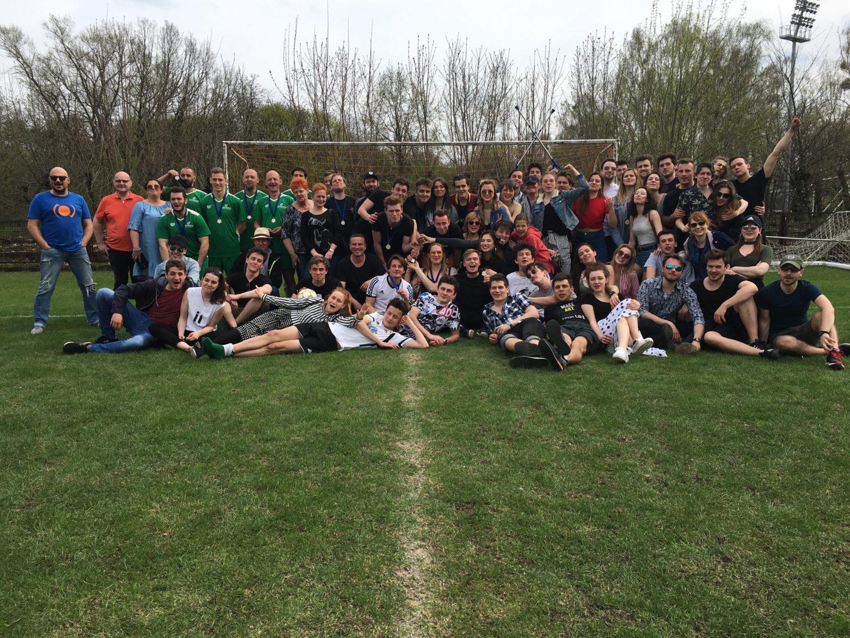 IV Turniej Piłki Nożnej OPUCHAR REKTORA