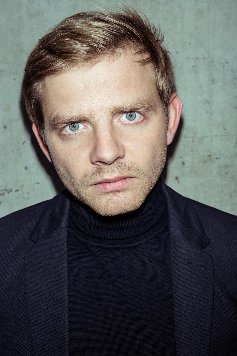 Absolwent Wydziału Aktorskiego Rafał Zawierucha zagra uQuentina Tarantino