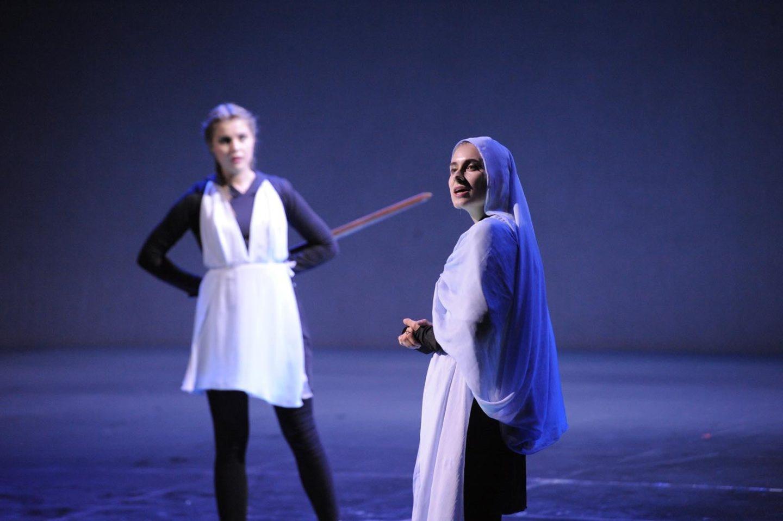 Helena Urbańska pracowała wChinach nadmiędzynarodowym projektem teatralnym