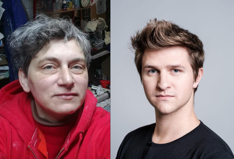 Małgorzata Tarasiewicz – Wosik i Maciej Dybowski