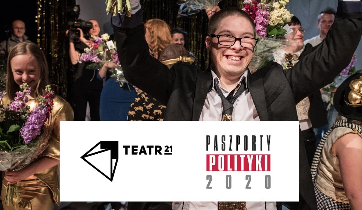 Teatr 21 z Paszportem POLITYKI