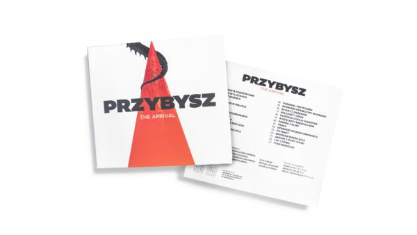 PRZYBYSZ – premiera płyty CD