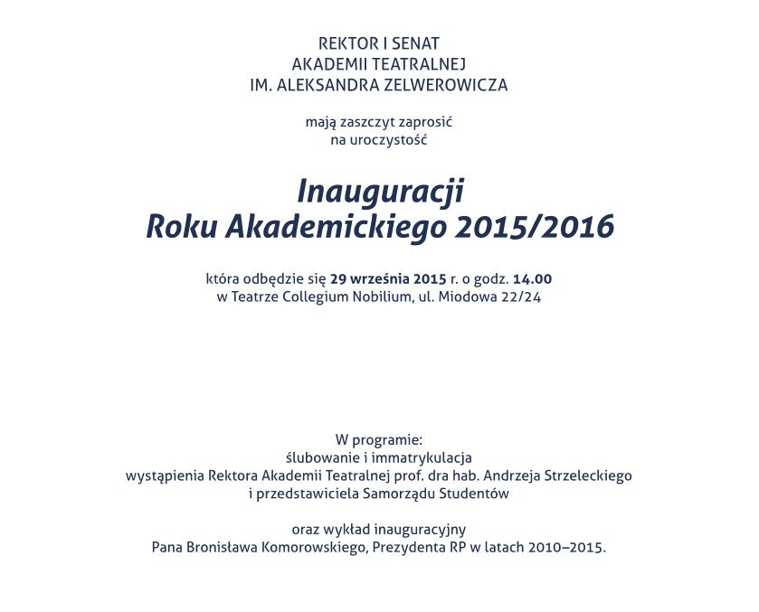 Inauguracja2015-zapro