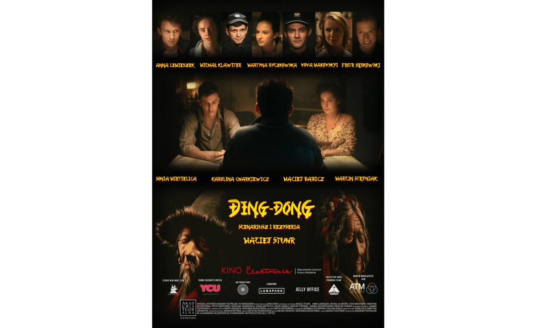 "Film ""Ding Dong"" wreż. Macieja Stuhra na19th Annual Polish Film Festival wLos Angeles"