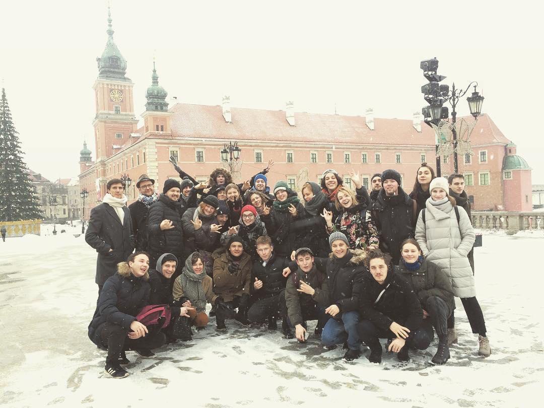 Wizyta Rosyjskiego Uniwersytetu Sztuki Teatralnej – GITIS wWarszawie