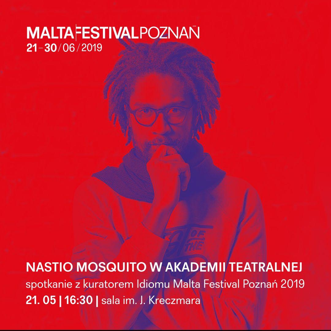 Nástio Mosquito wAkademii Teatralnej