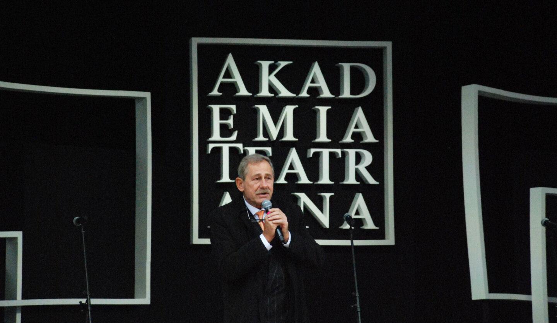 Żegnamy <br> prof.dra hab. Andrzeja Strzeleckiego