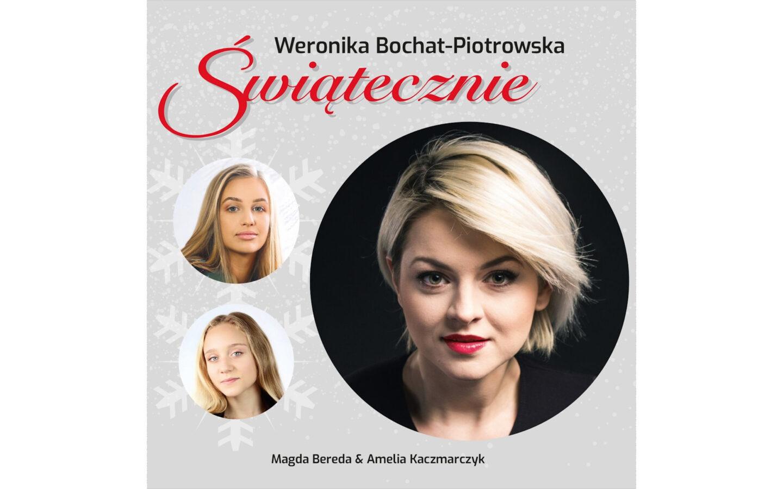Premiera płyty studentki aktorstwa teatru muzycznego <br> Weroniki Bochat-Piotrowskiej